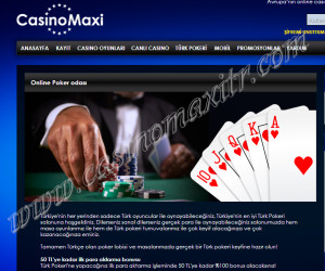 casinomaxi-turk-pokeri
